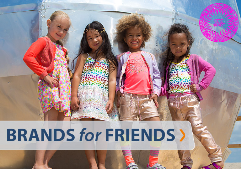 Brand for Friends: Kidz-art