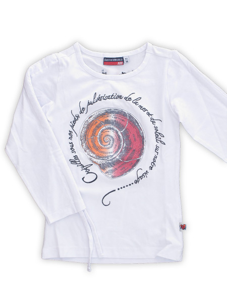 Another World Shirt lange mouw