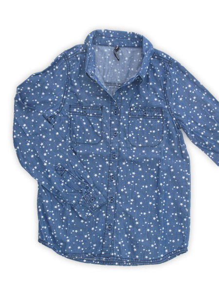 Outfitters Nation Blouse lange mouw