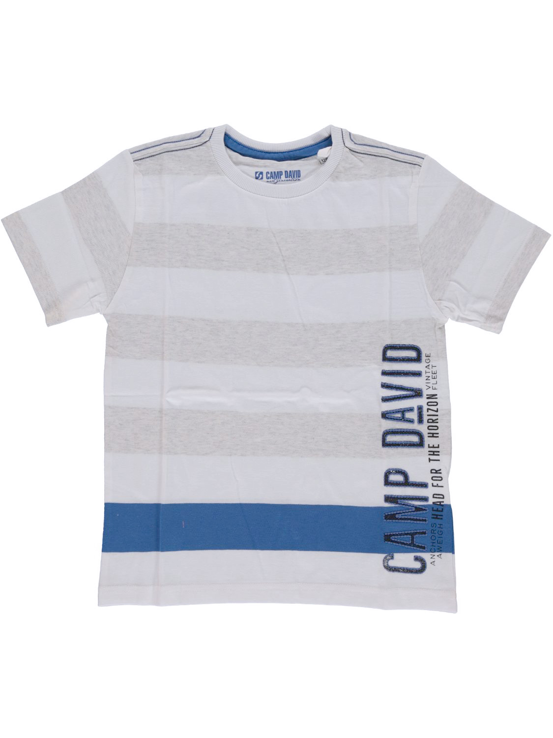 Camp David Shirt korte mouw