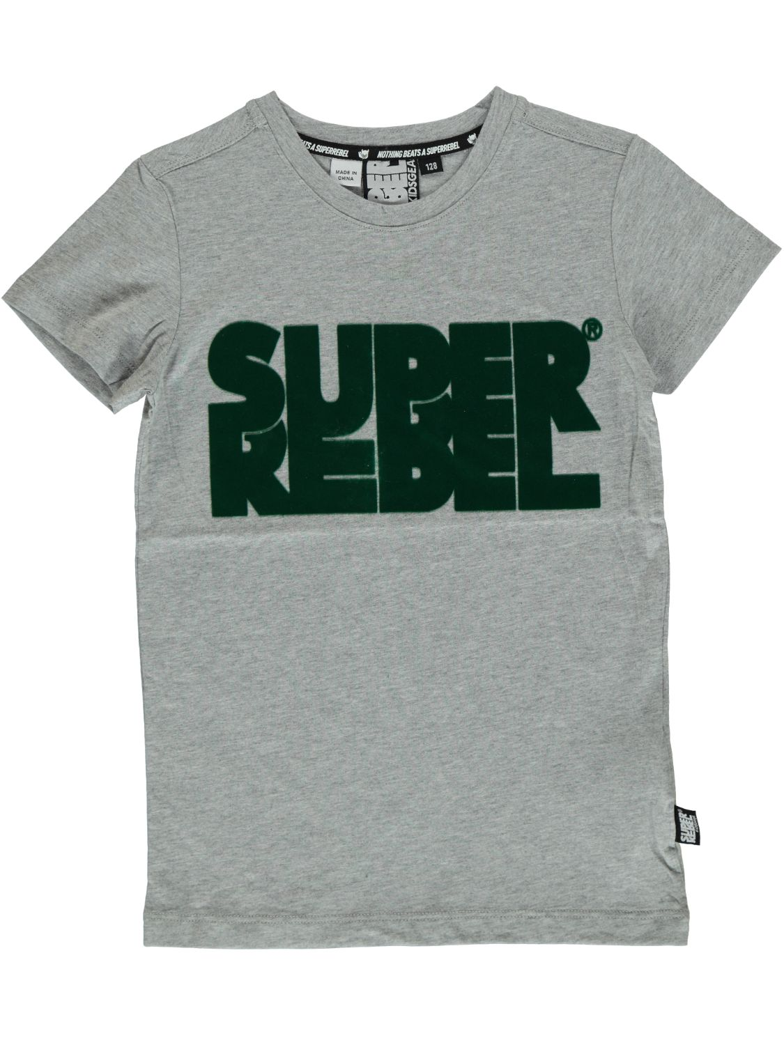Super Rebel Shirt korte mouw