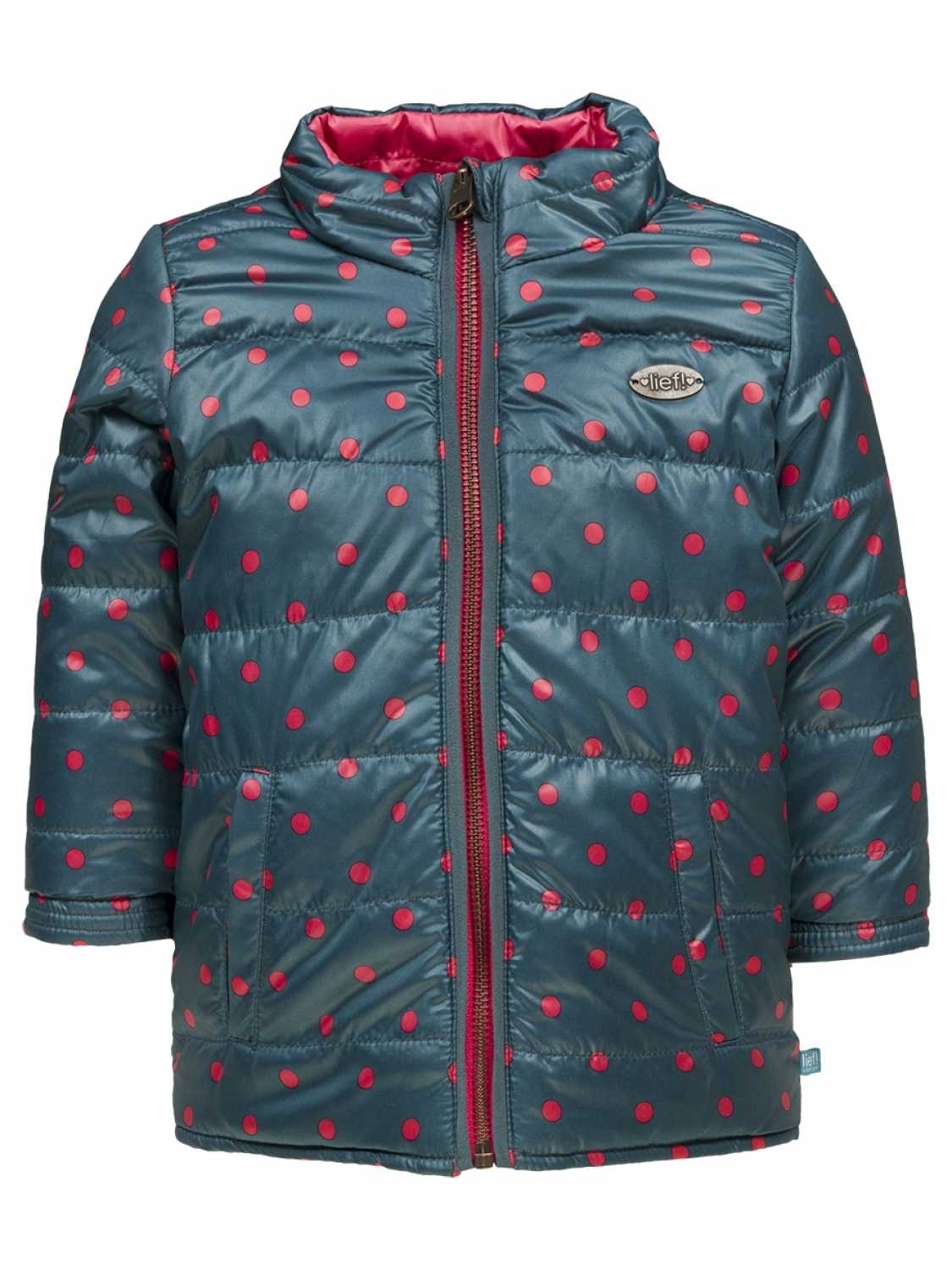 lief Winterjas  - All Over Print - Polyester