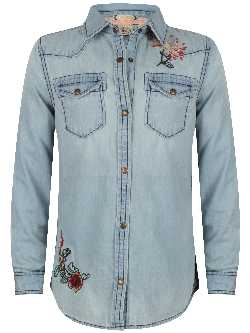 Blouse Indian Blue Jeans